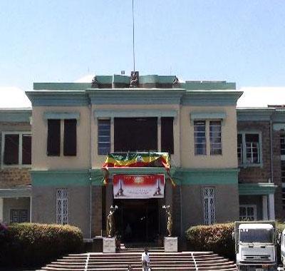 Ethnological Museum Ethiopia